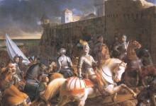 L'assedio di Calais [2013]