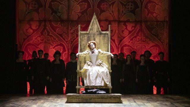Elizabeth I (Elisabetta, regina d'Inghilterra) [2019]